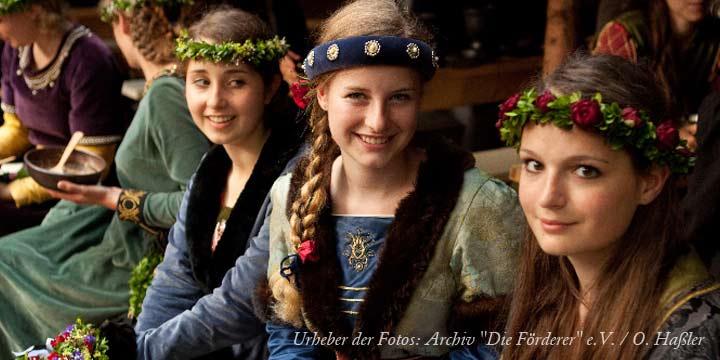 Landshuter Hochzeit Im Sommer 2017 Urlaub In Niederbayern